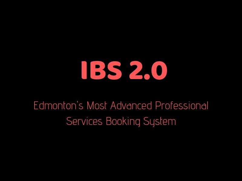 Edmonton service booking system